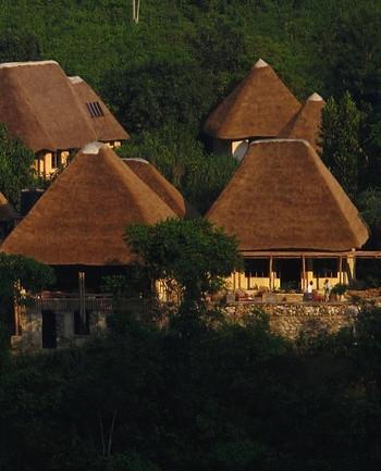 Bwind Lodge....