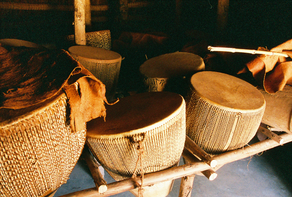 drums and culture uganda