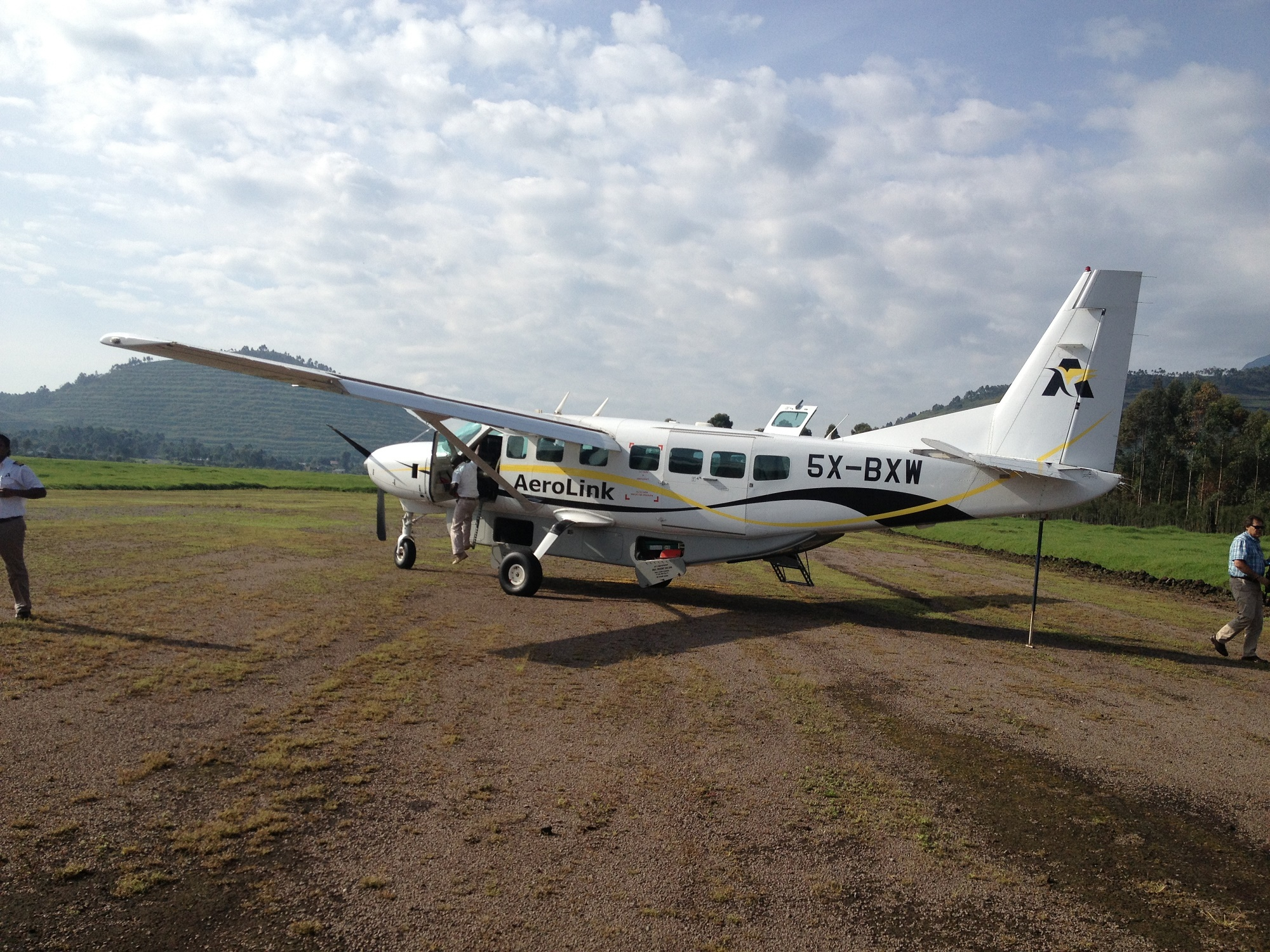 fly in safaris Uganda