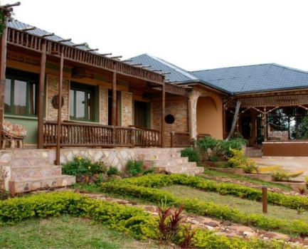 The Bwindi Gorilla Safari lodges