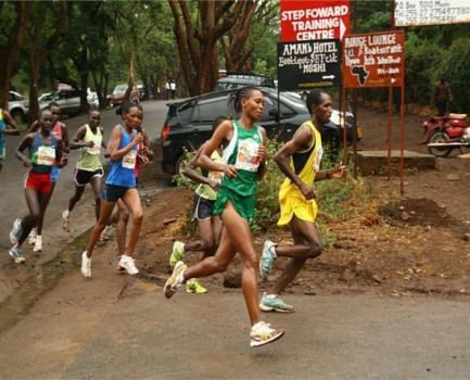Run Kilimanjaro..