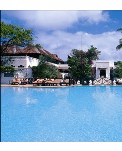 The Mombasa Serena beach Hotel...