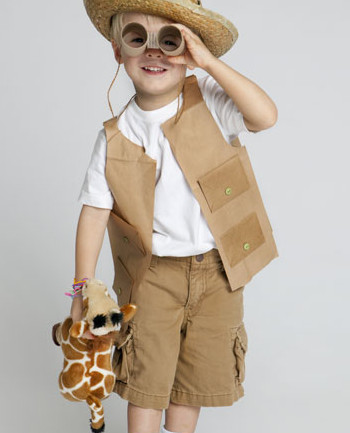safari clothes for kids...